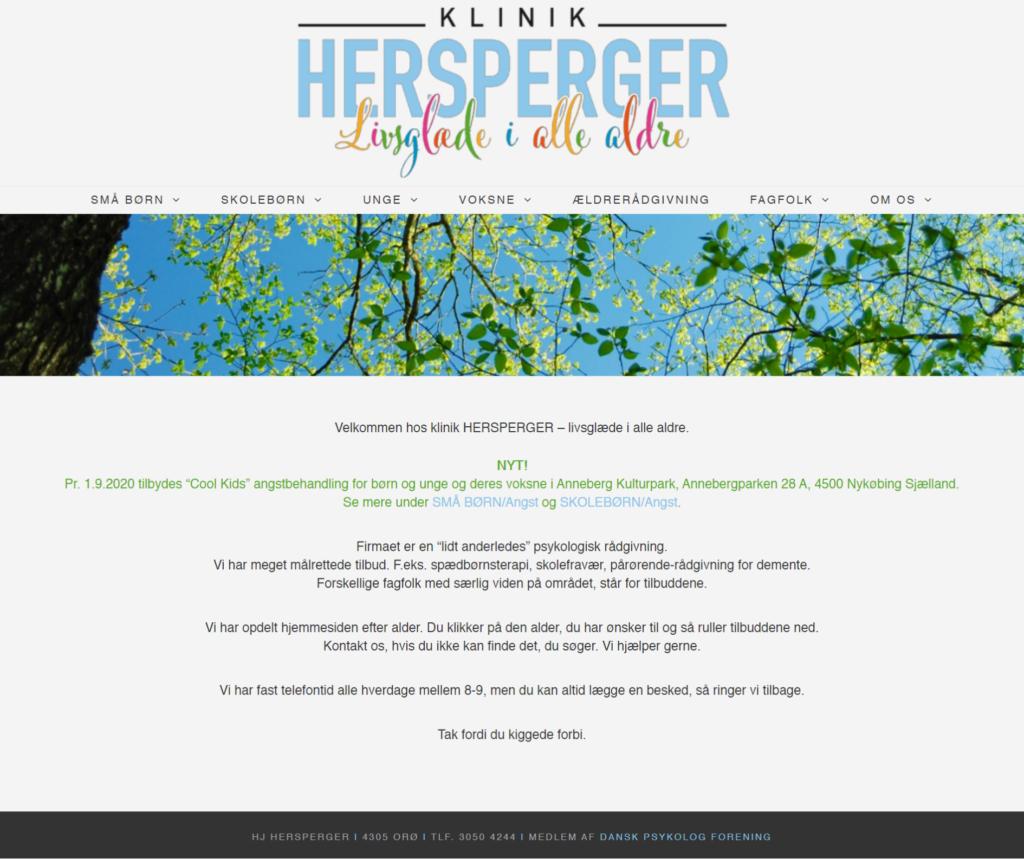 hersperger.dk