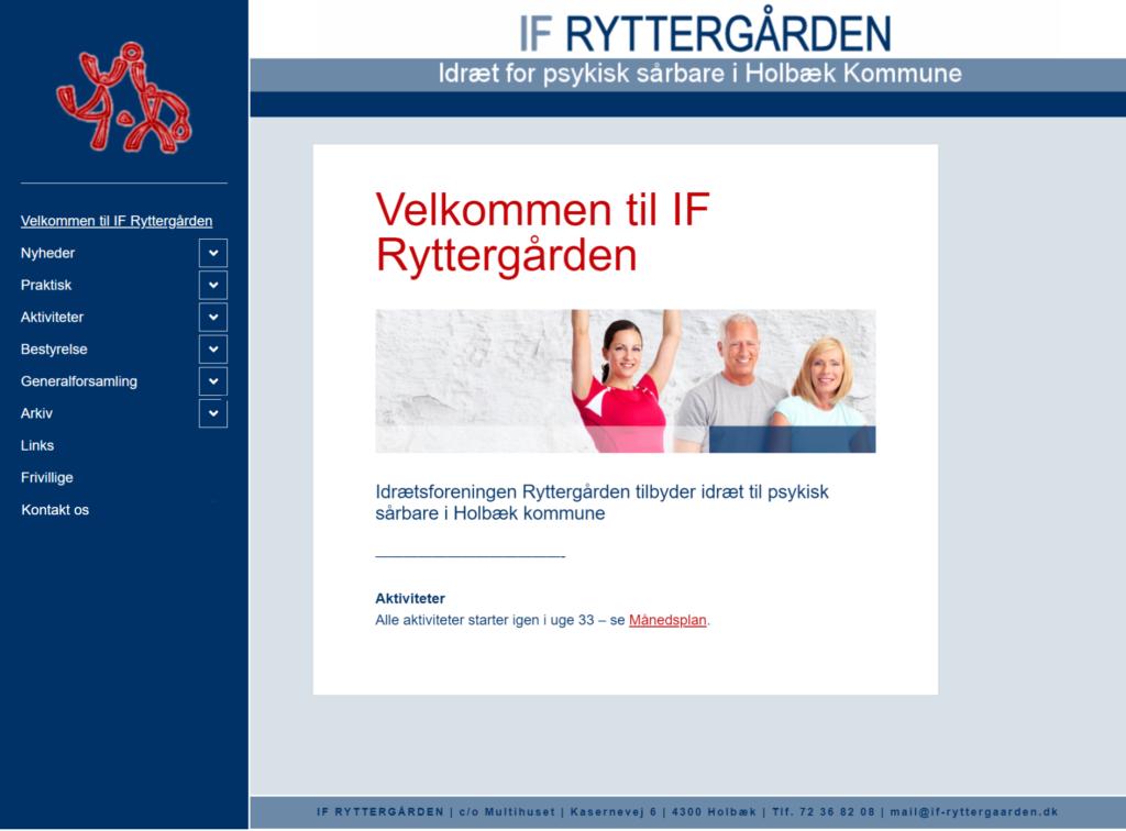 if-ryttergaarden.dk