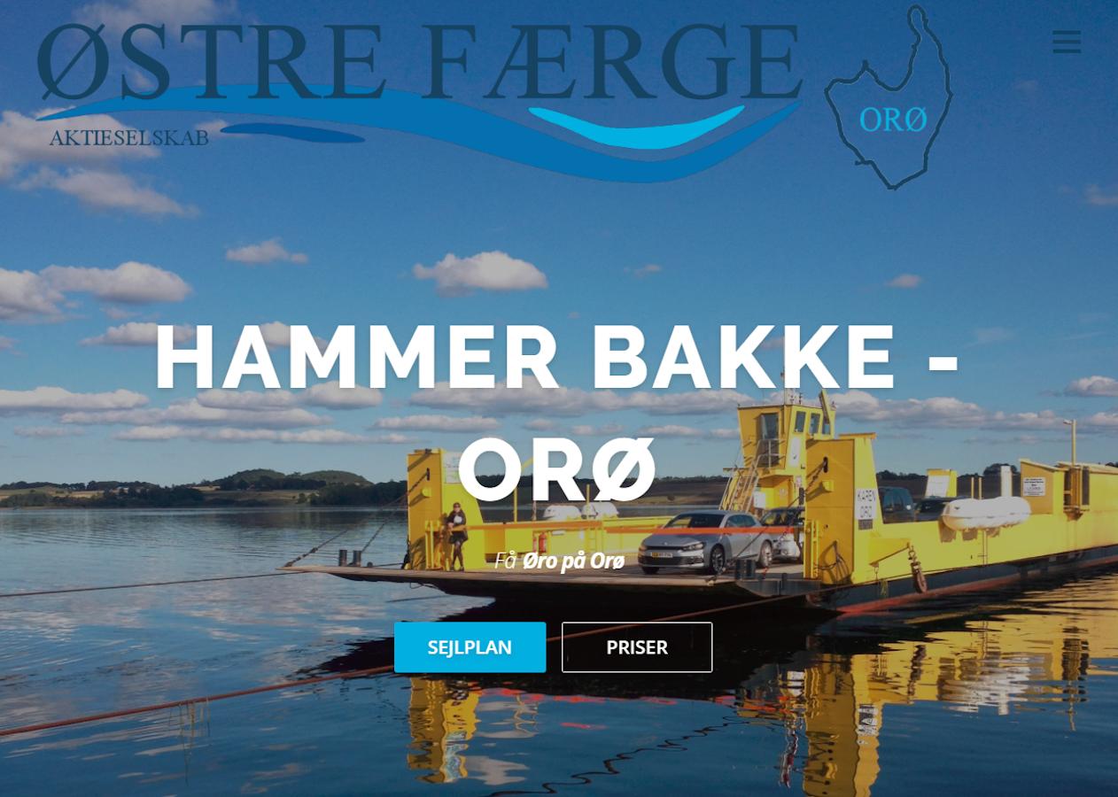 østrefærge.dk