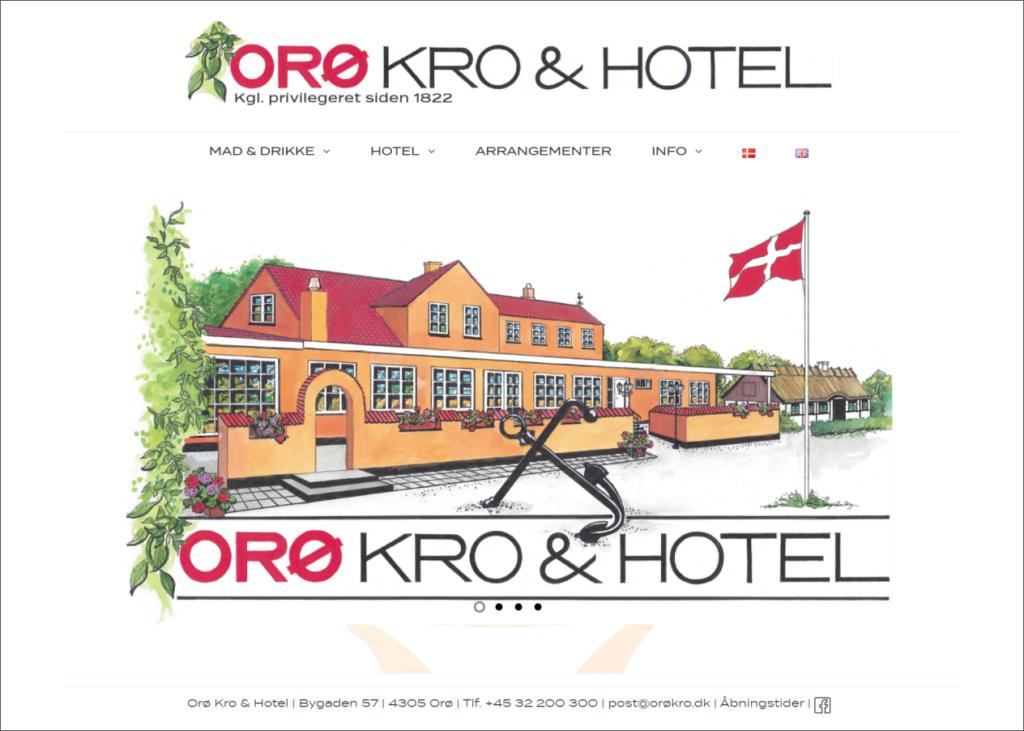 orøkro.dk