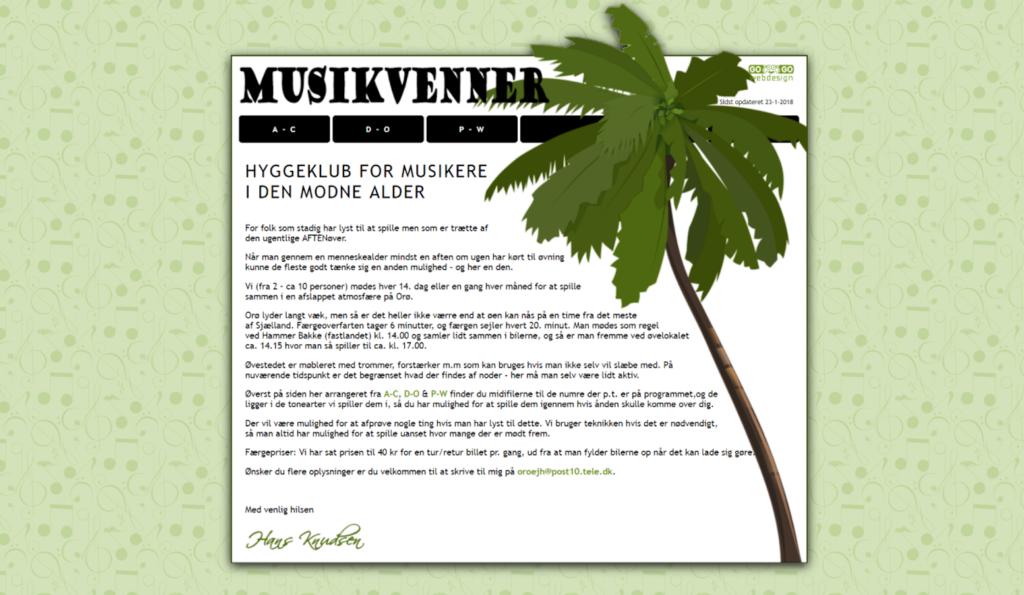 musikvenner.dk