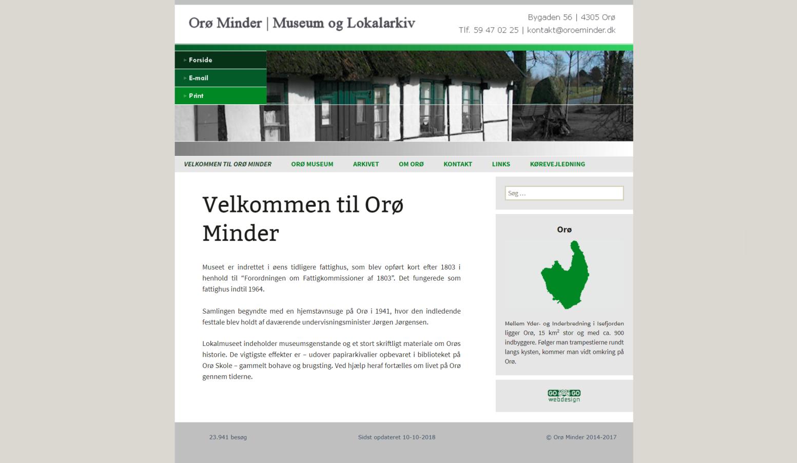 oroeminder.dk